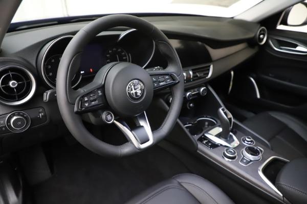 New 2020 Alfa Romeo Giulia Ti Q4 for sale $51,145 at Bugatti of Greenwich in Greenwich CT 06830 13