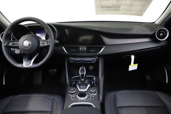 New 2020 Alfa Romeo Giulia Ti Q4 for sale $51,145 at Bugatti of Greenwich in Greenwich CT 06830 16