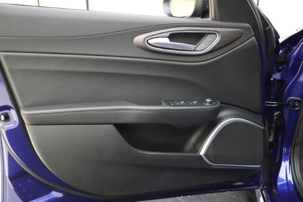 New 2020 Alfa Romeo Giulia Ti Q4 for sale $51,145 at Bugatti of Greenwich in Greenwich CT 06830 17