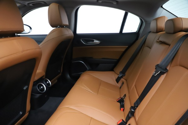 New 2020 Alfa Romeo Giulia Ti Q4 for sale $51,145 at Bugatti of Greenwich in Greenwich CT 06830 19