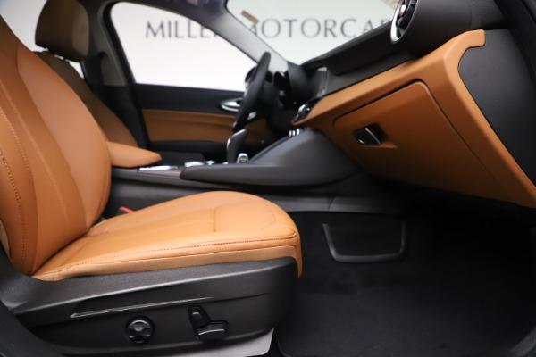 New 2020 Alfa Romeo Giulia Ti Q4 for sale $51,145 at Bugatti of Greenwich in Greenwich CT 06830 23