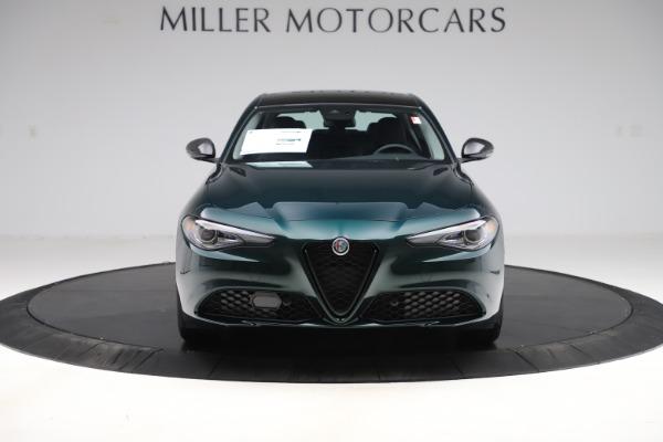 New 2020 Alfa Romeo Giulia Ti Q4 for sale Sold at Bugatti of Greenwich in Greenwich CT 06830 12