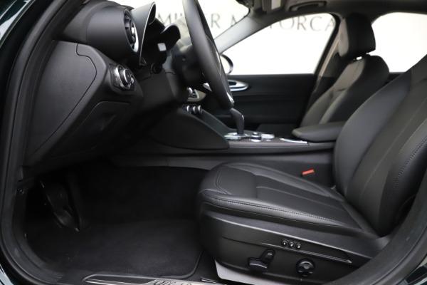 New 2020 Alfa Romeo Giulia Ti Q4 for sale Sold at Bugatti of Greenwich in Greenwich CT 06830 14