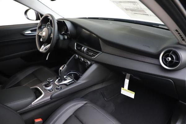 New 2020 Alfa Romeo Giulia Ti Q4 for sale Sold at Bugatti of Greenwich in Greenwich CT 06830 22