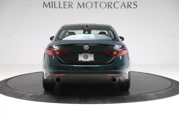 New 2020 Alfa Romeo Giulia Ti Q4 for sale Sold at Bugatti of Greenwich in Greenwich CT 06830 6