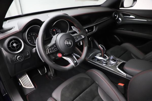 New 2020 Alfa Romeo Stelvio Quadrifoglio for sale Sold at Bugatti of Greenwich in Greenwich CT 06830 13