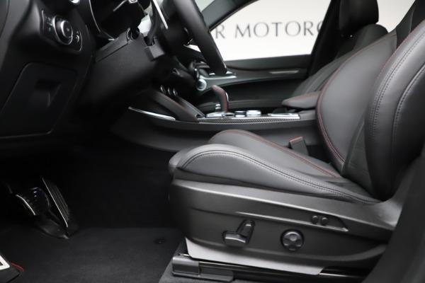 New 2020 Alfa Romeo Stelvio Quadrifoglio for sale Sold at Bugatti of Greenwich in Greenwich CT 06830 14