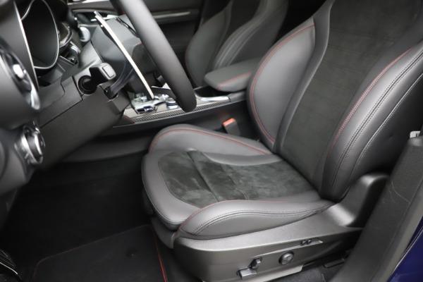 New 2020 Alfa Romeo Stelvio Quadrifoglio for sale Sold at Bugatti of Greenwich in Greenwich CT 06830 15