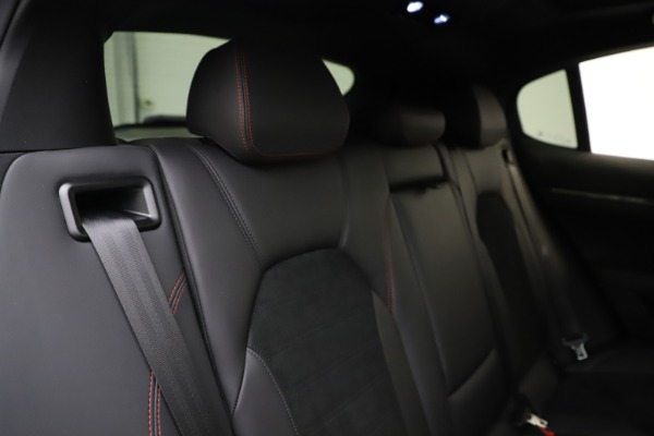 New 2020 Alfa Romeo Stelvio Quadrifoglio for sale $88,390 at Bugatti of Greenwich in Greenwich CT 06830 26