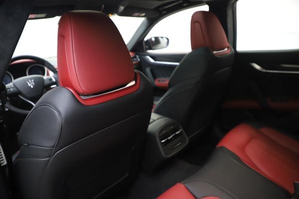 New 2020 Maserati Ghibli S Q4 GranSport for sale Sold at Bugatti of Greenwich in Greenwich CT 06830 20