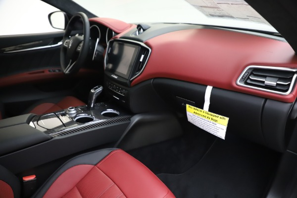 New 2020 Maserati Ghibli S Q4 GranSport for sale Sold at Bugatti of Greenwich in Greenwich CT 06830 22