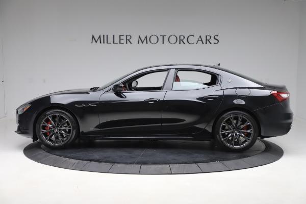 New 2020 Maserati Ghibli S Q4 GranSport for sale Sold at Bugatti of Greenwich in Greenwich CT 06830 3