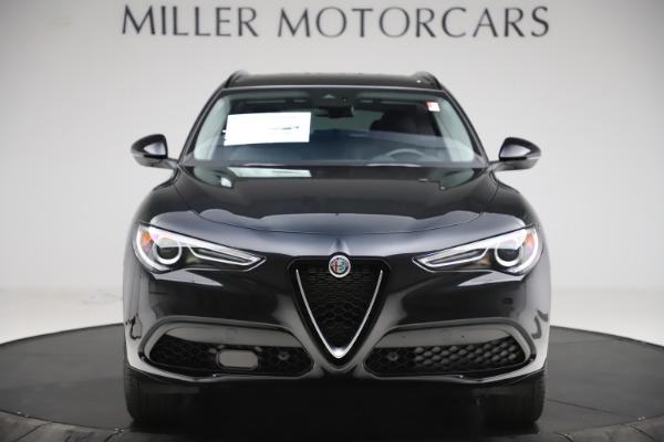 New 2020 Alfa Romeo Stelvio Sport Q4 for sale $49,695 at Bugatti of Greenwich in Greenwich CT 06830 12