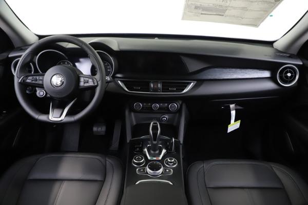 New 2020 Alfa Romeo Stelvio Sport Q4 for sale $49,695 at Bugatti of Greenwich in Greenwich CT 06830 16