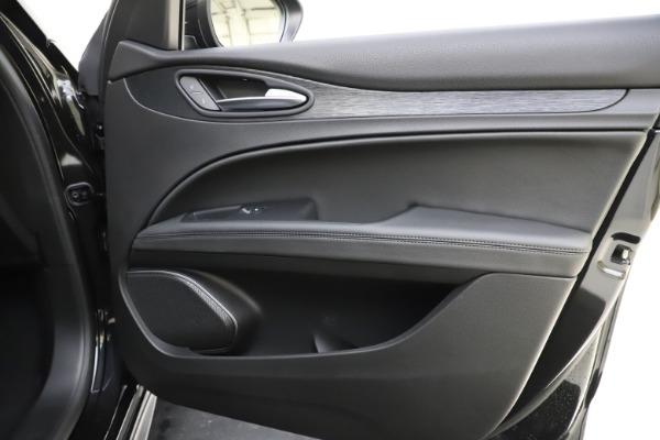 New 2020 Alfa Romeo Stelvio Sport Q4 for sale $49,695 at Bugatti of Greenwich in Greenwich CT 06830 25