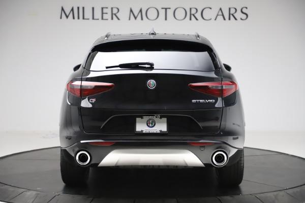 New 2020 Alfa Romeo Stelvio Sport Q4 for sale $49,695 at Bugatti of Greenwich in Greenwich CT 06830 6