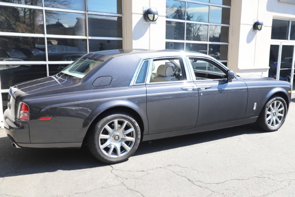 Used 2013 Rolls-Royce Phantom for sale Sold at Bugatti of Greenwich in Greenwich CT 06830 6