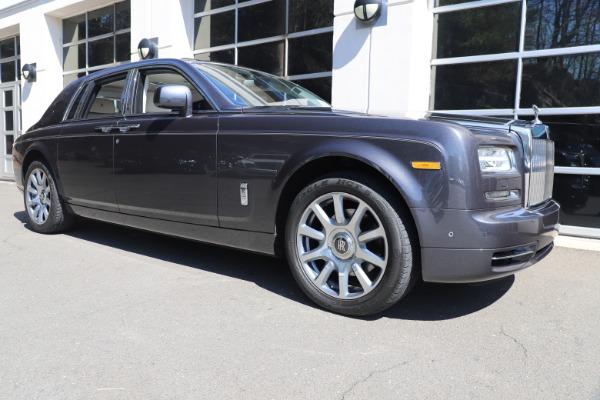 Used 2013 Rolls-Royce Phantom for sale Sold at Bugatti of Greenwich in Greenwich CT 06830 8