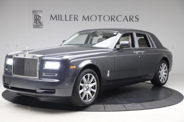 Used 2013 Rolls-Royce Phantom for sale Sold at Bugatti of Greenwich in Greenwich CT 06830 1