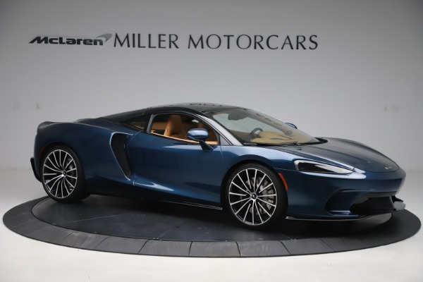 New 2020 McLaren GT Coupe for sale $236,675 at Bugatti of Greenwich in Greenwich CT 06830 10