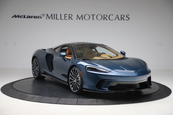 New 2020 McLaren GT Coupe for sale $236,675 at Bugatti of Greenwich in Greenwich CT 06830 11