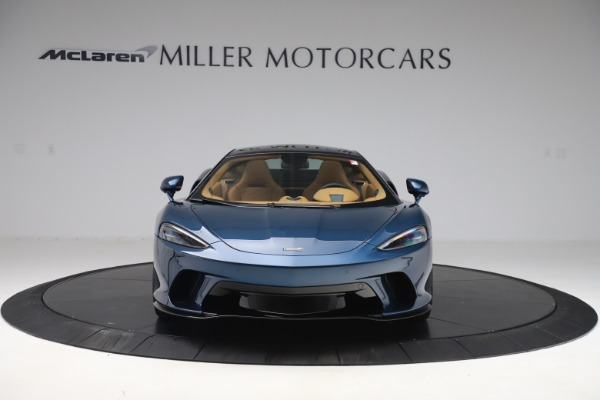 New 2020 McLaren GT Luxe for sale $236,675 at Bugatti of Greenwich in Greenwich CT 06830 12