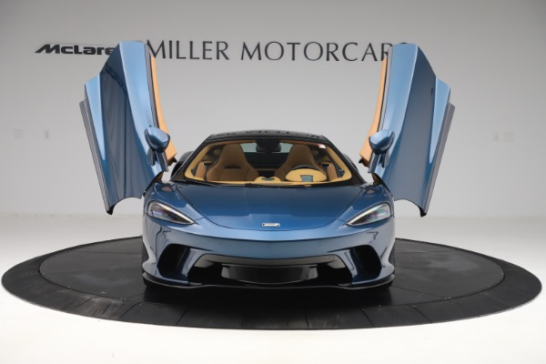 Used 2020 McLaren GT Luxe for sale Call for price at Bugatti of Greenwich in Greenwich CT 06830 13