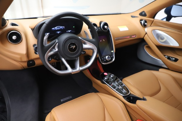 New 2020 McLaren GT Coupe for sale $236,675 at Bugatti of Greenwich in Greenwich CT 06830 14