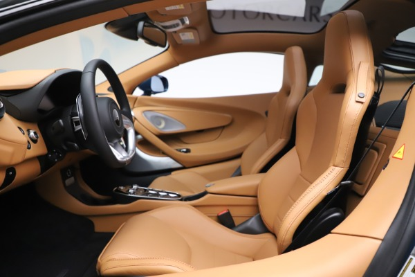 New 2020 McLaren GT Luxe for sale $236,675 at Bugatti of Greenwich in Greenwich CT 06830 15
