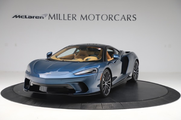 Used 2020 McLaren GT Luxe for sale Call for price at Bugatti of Greenwich in Greenwich CT 06830 2
