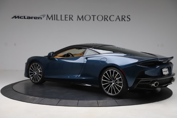 New 2020 McLaren GT Luxe for sale $236,675 at Bugatti of Greenwich in Greenwich CT 06830 4