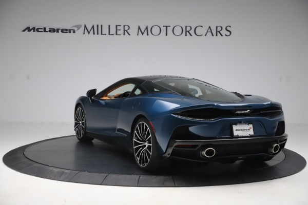 Used 2020 McLaren GT Luxe for sale Call for price at Bugatti of Greenwich in Greenwich CT 06830 5