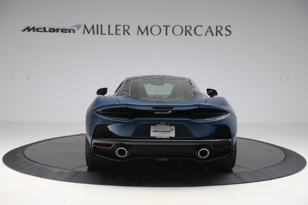 New 2020 McLaren GT Coupe for sale $236,675 at Bugatti of Greenwich in Greenwich CT 06830 6