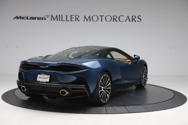 New 2020 McLaren GT Luxe for sale $236,675 at Bugatti of Greenwich in Greenwich CT 06830 7