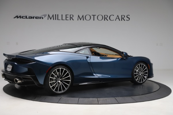 Used 2020 McLaren GT Luxe for sale Call for price at Bugatti of Greenwich in Greenwich CT 06830 8