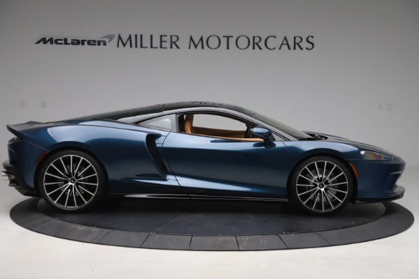 New 2020 McLaren GT Luxe for sale $236,675 at Bugatti of Greenwich in Greenwich CT 06830 9