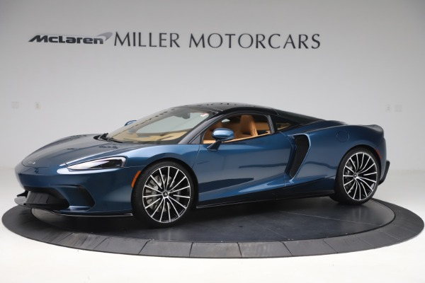 New 2020 McLaren GT Coupe for sale $236,675 at Bugatti of Greenwich in Greenwich CT 06830 1