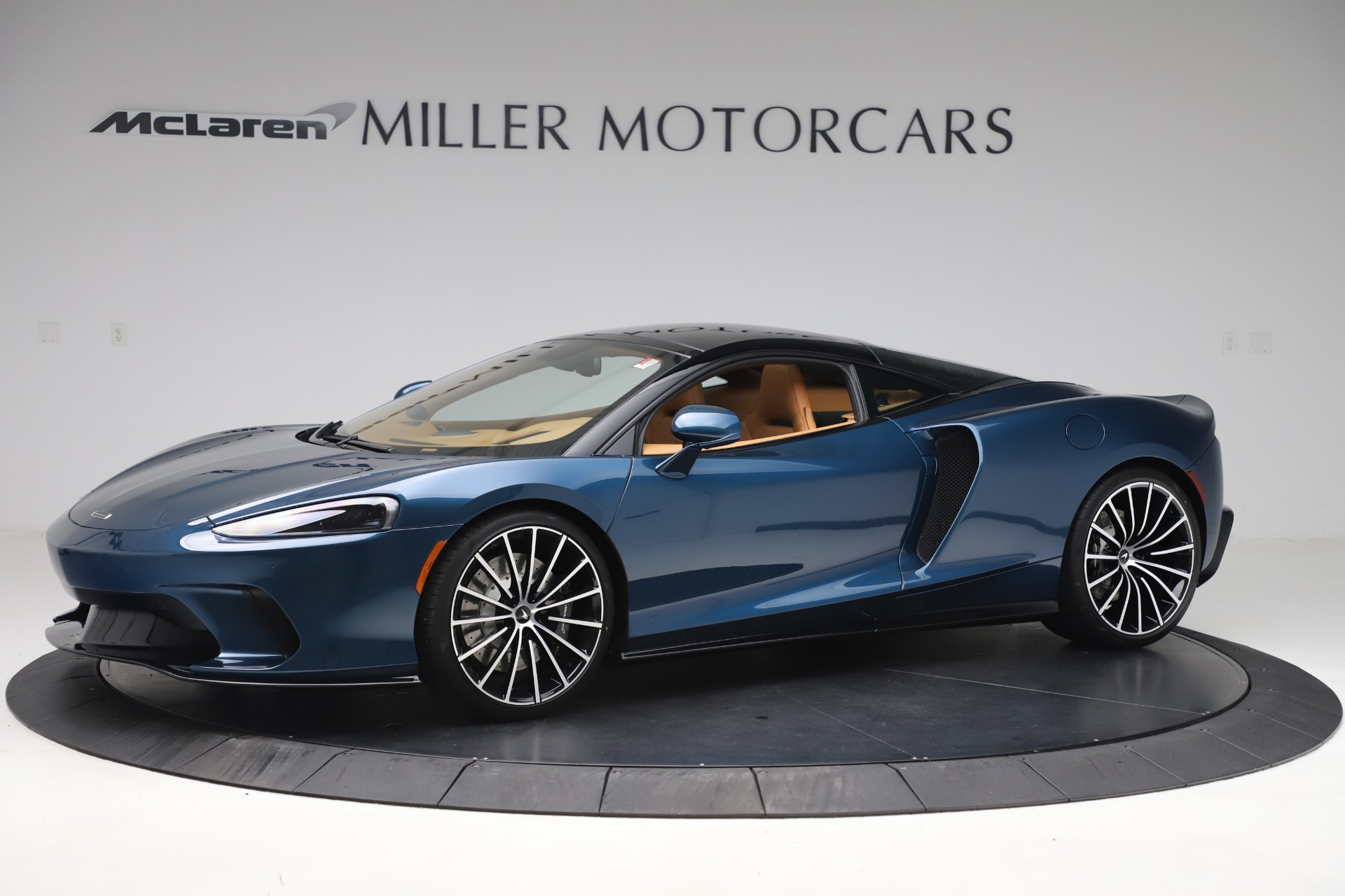 Used 2020 McLaren GT Luxe for sale Call for price at Bugatti of Greenwich in Greenwich CT 06830 1