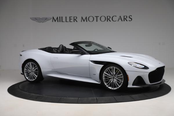 New 2020 Aston Martin DBS Superleggera Volante Convertible for sale $353,931 at Bugatti of Greenwich in Greenwich CT 06830 10