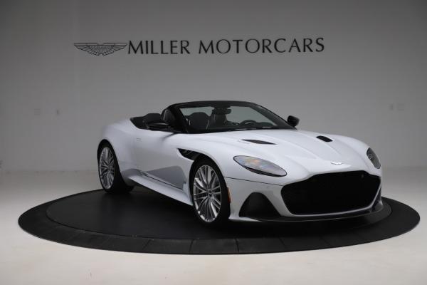 New 2020 Aston Martin DBS Superleggera Volante Convertible for sale $353,931 at Bugatti of Greenwich in Greenwich CT 06830 11