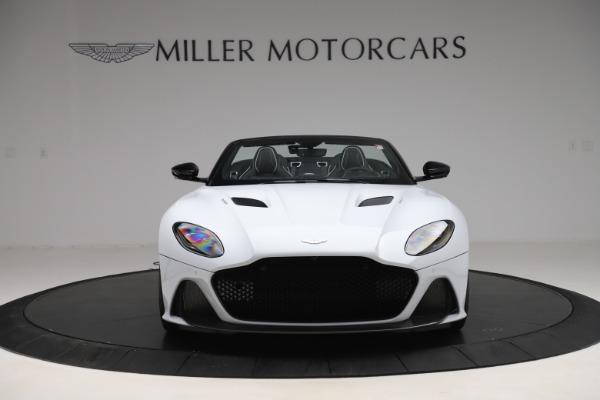 New 2020 Aston Martin DBS Superleggera Volante Convertible for sale $353,931 at Bugatti of Greenwich in Greenwich CT 06830 12
