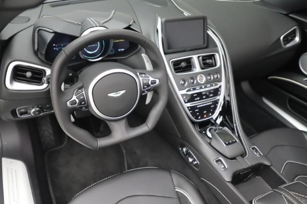 New 2020 Aston Martin DBS Superleggera Volante Convertible for sale $353,931 at Bugatti of Greenwich in Greenwich CT 06830 13