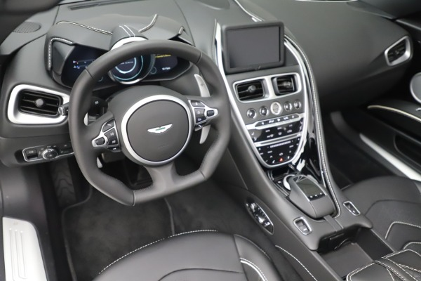 New 2020 Aston Martin DBS Superleggera Volante for sale Sold at Bugatti of Greenwich in Greenwich CT 06830 13