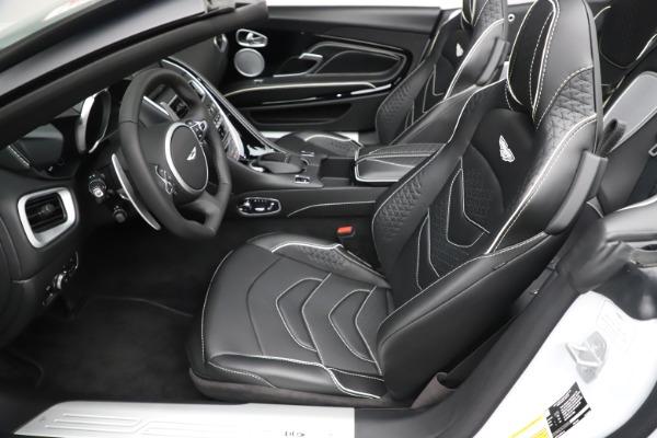 New 2020 Aston Martin DBS Superleggera Volante for sale Sold at Bugatti of Greenwich in Greenwich CT 06830 14