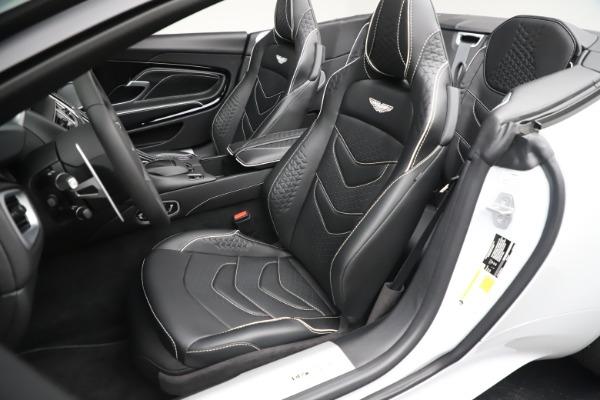 New 2020 Aston Martin DBS Superleggera Volante Convertible for sale $353,931 at Bugatti of Greenwich in Greenwich CT 06830 15