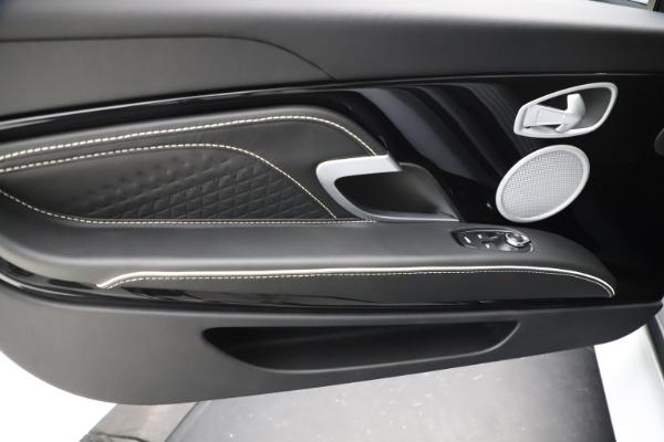 New 2020 Aston Martin DBS Superleggera Volante Convertible for sale $353,931 at Bugatti of Greenwich in Greenwich CT 06830 16