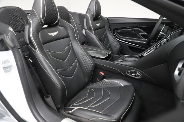 New 2020 Aston Martin DBS Superleggera Volante Convertible for sale $353,931 at Bugatti of Greenwich in Greenwich CT 06830 19