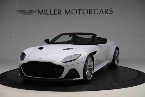 New 2020 Aston Martin DBS Superleggera Volante Convertible for sale $353,931 at Bugatti of Greenwich in Greenwich CT 06830 2