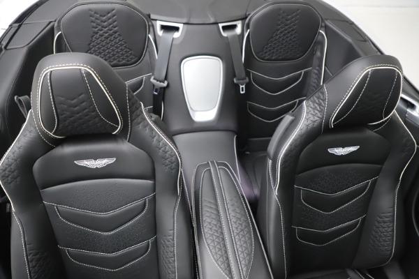 New 2020 Aston Martin DBS Superleggera Volante Convertible for sale $353,931 at Bugatti of Greenwich in Greenwich CT 06830 20
