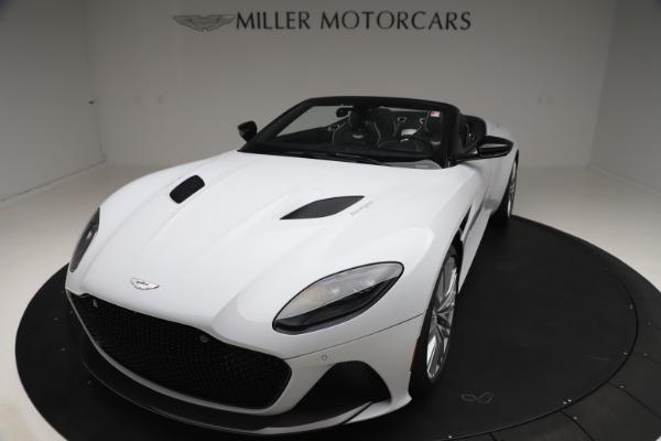 New 2020 Aston Martin DBS Superleggera Volante Convertible for sale $353,931 at Bugatti of Greenwich in Greenwich CT 06830 23